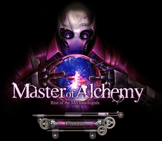 Master of Alchemy PC splash